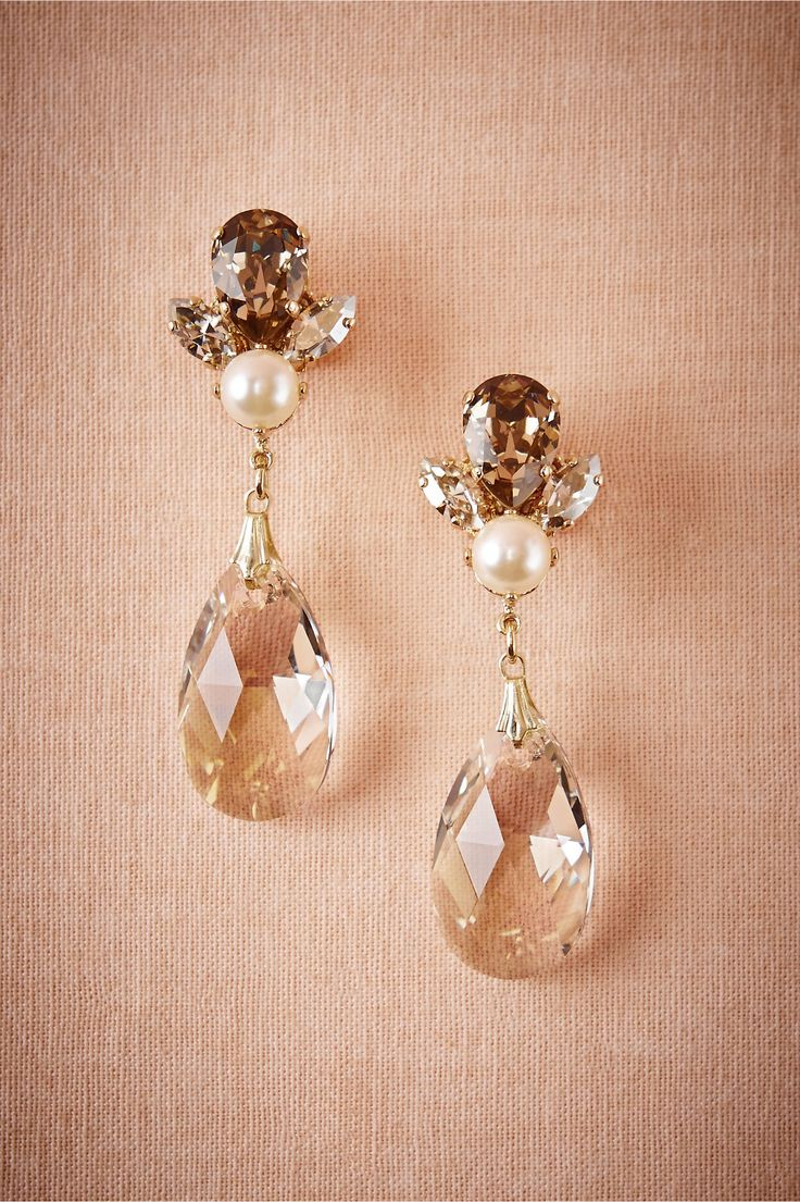 Bel Canto Drops in Shoes & Accessories Jewelry at BHLDN