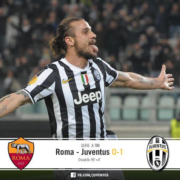 Roma Juventus 0-1 (Osvaldo)