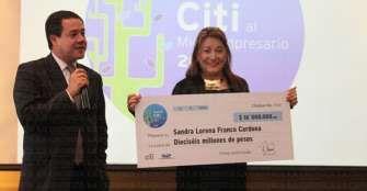 6 microempresarios quindianos, postulados a los premios Citi