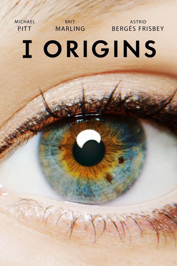 Resultado de imagen para I origins Mike Cahill poster