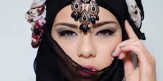 Znalezione obrazy dla zapytania hijab fashion 2014