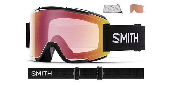 Smith Goggles Smith SQUAD SQD2RZBK16 Sunglasses