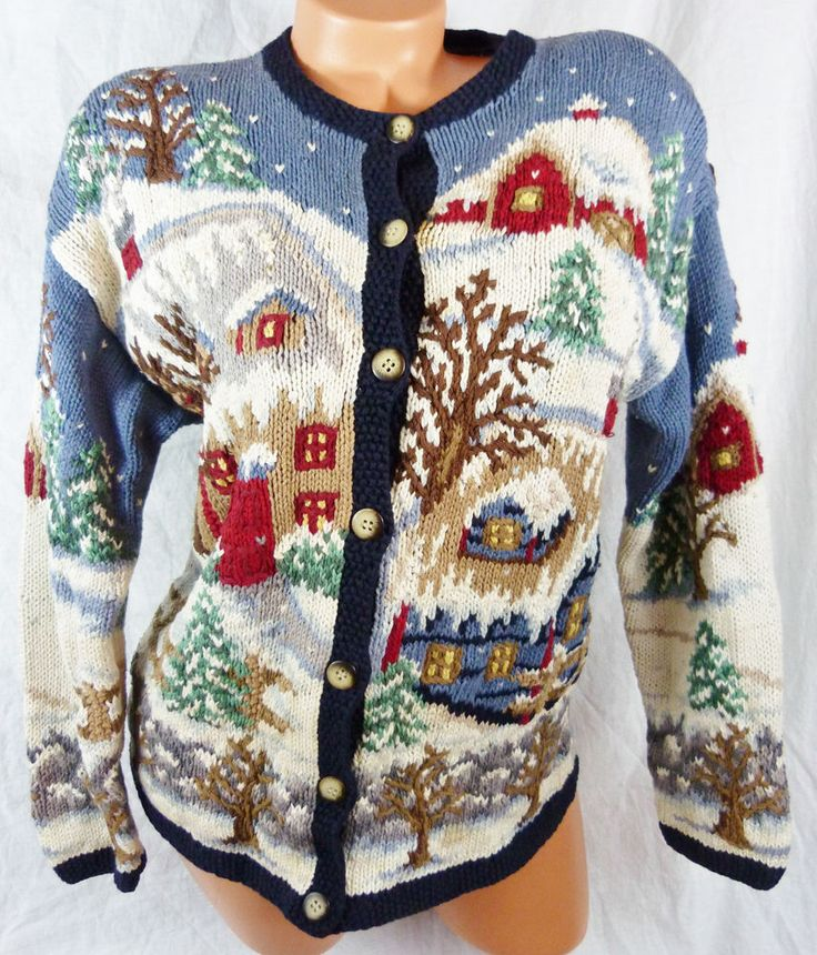 63 best Ugly Christmas Sweaters (and Cute) images on Pinterest ...