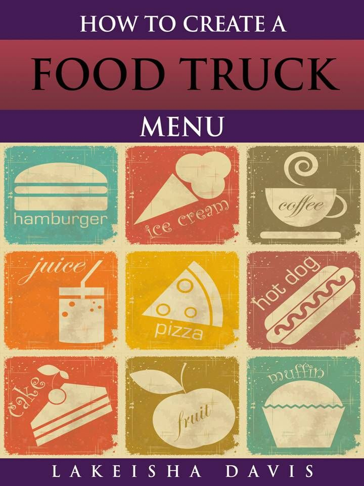 Best  Food Truck Menu Ideas On   Food Business Ideas