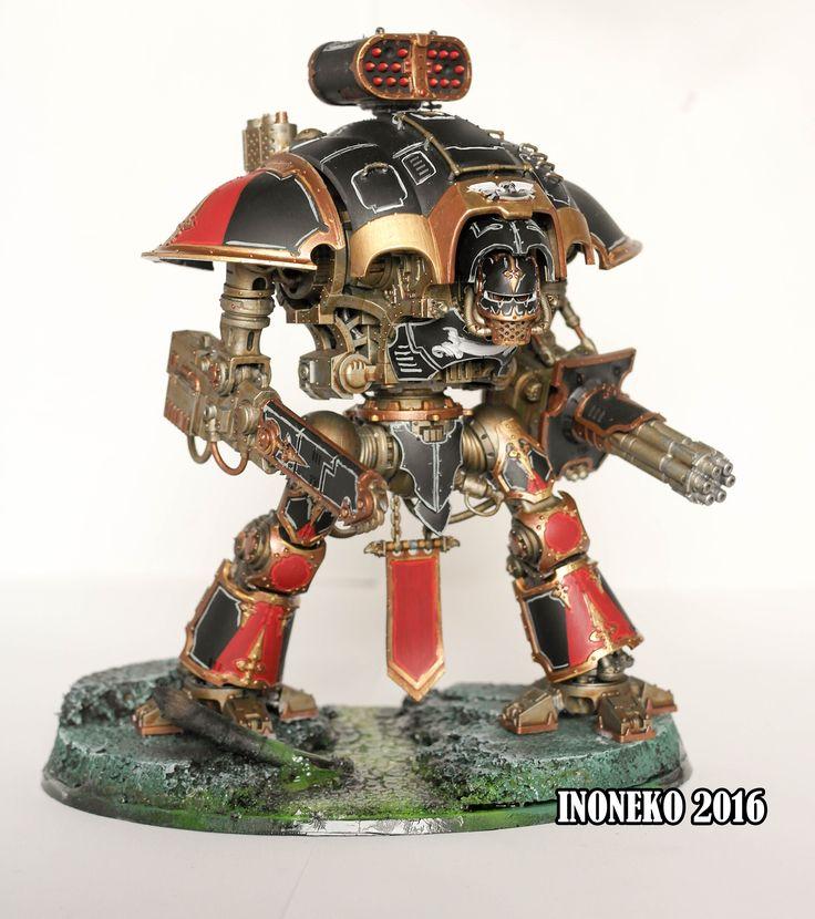Imperial Knight Warhammer 40K