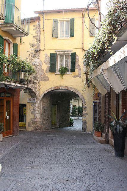 Torri del Benaco, Lake Garda, Italy