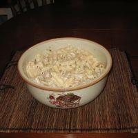 Macaroni Tuna with Cream