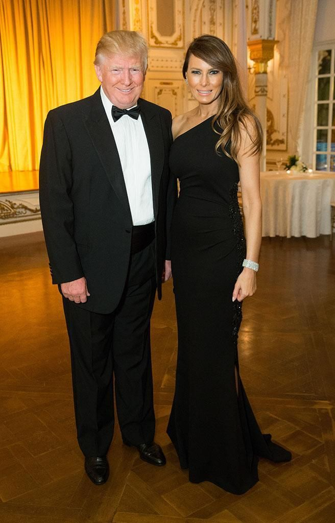 """Melania Trump says that she doesn't try to change Donald.  So I tell it as it is,"""" the model turned jewelry designer, who met Donald in 1998 and married him seven years later, told People magazine."""