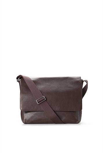 Leather Messenger  CR $249