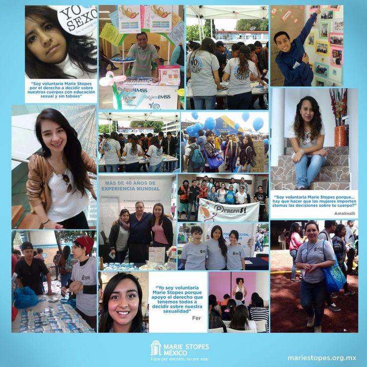 Voluntariado de Marie Stopes México informo a 143 mil jóvenes sobre salud sexual y reproductiva en 2016 - http://plenilunia.com/noticias-2/voluntariado-de-marie-stopes-mexico-informo-a-143-mil-jovenes-sobre-salud-sexual-y-reproductiva-en-2016/43010/