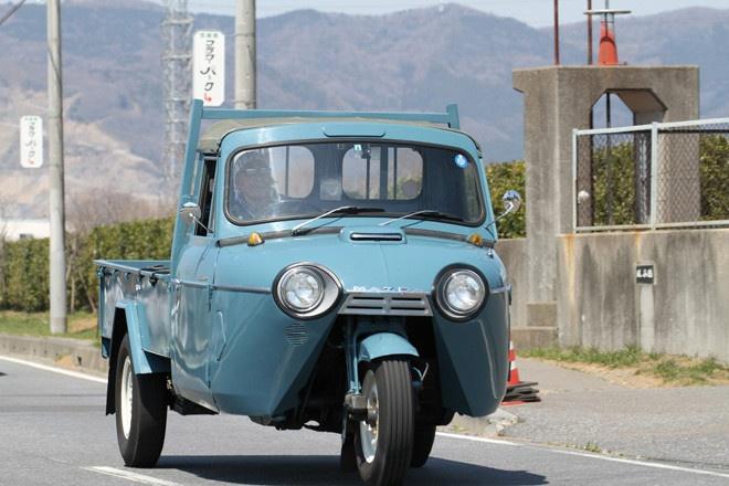 1963 Mazda T1500