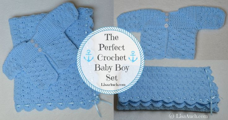 Free Crochet Patterns To Download For Babies : 1000+ images about Free Crochet Patterns For Boys on Pinterest