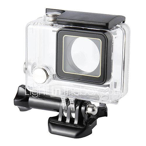 Protective Case Waterproof Housing Case Waterproof 45M For Gopro 4 Gopro 3 Gopro 3+Camping / Hiking Cycling Ski & Snowboard Diving - NZD $16.15 ! HOT Product! A hot product at an incredible low price is now on sale! Come check it out along with other items like this. Get great discounts, earn Rewards and much more each time you shop with us!