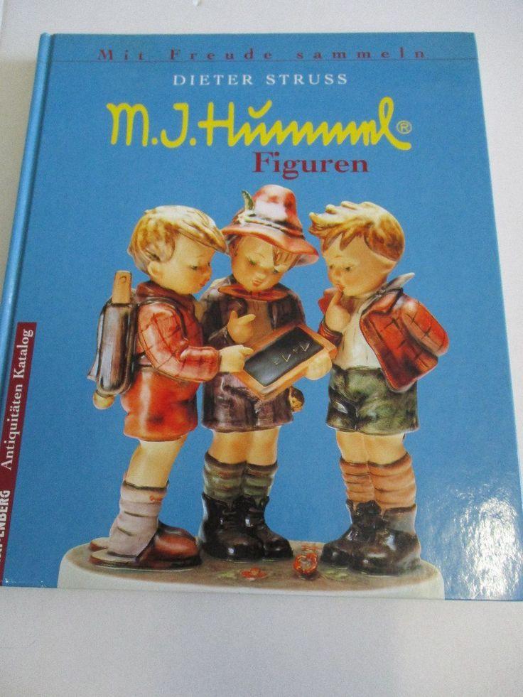 Buch / Katalog M.J. HUMMEL Figuren Dieter Struss Battenberg | eBay
