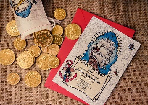Festa Infantil – Tema Piratas