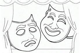 #tiyatro  #tiyatrolargünü #dünyatiyatrolargünü #belirligünvehaftalar #boyamasayfaları
