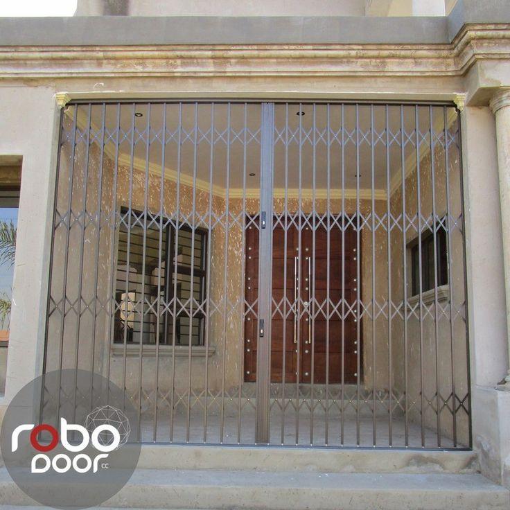Front Door Sliding Security Doors by Robo Door