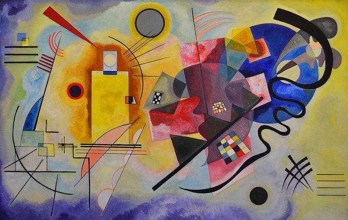 Buongiorno amici di Bewons.com . Oggi si celebra il 148° anniversario della nascita di VASSILY KANDINSKY. Avete mai pensato a Bewons per mettere in mostra i vostri quadri?  #arte #KANDINSKY #pittura