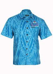 Official 2015 Manu Samoa Supporter Elei Shirt   SHOP SAMOA