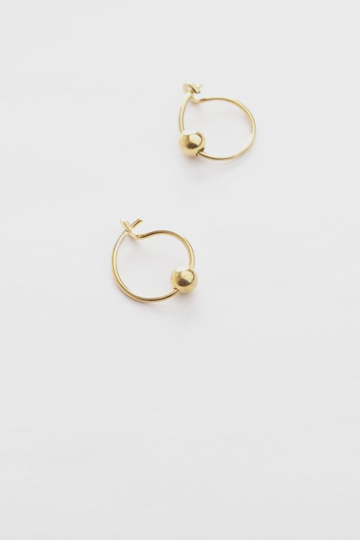 earrings for Cloudmine  - collection Cadeau -