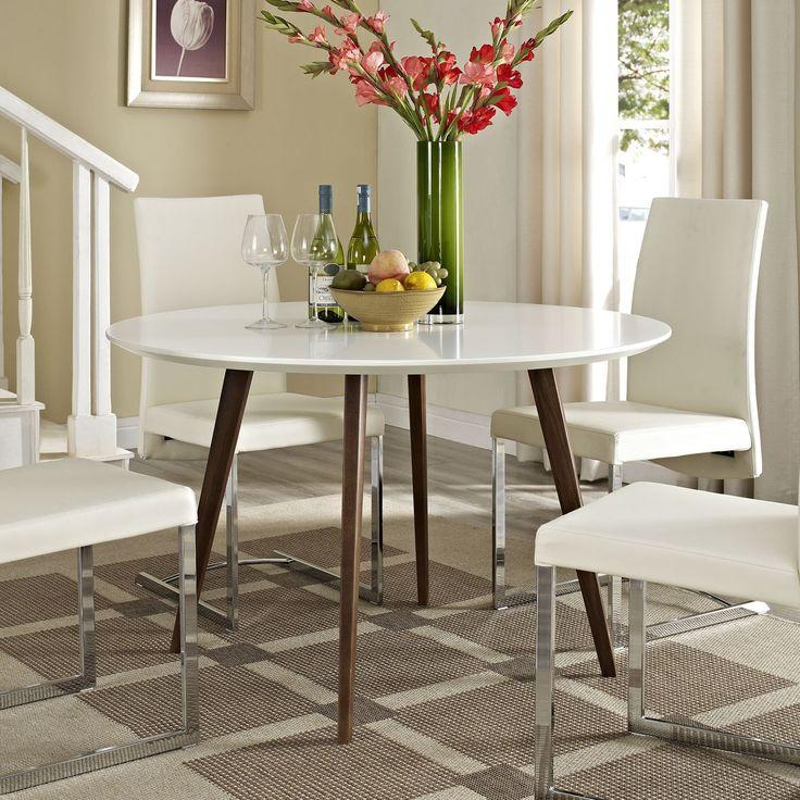 Carmel Dining Table White