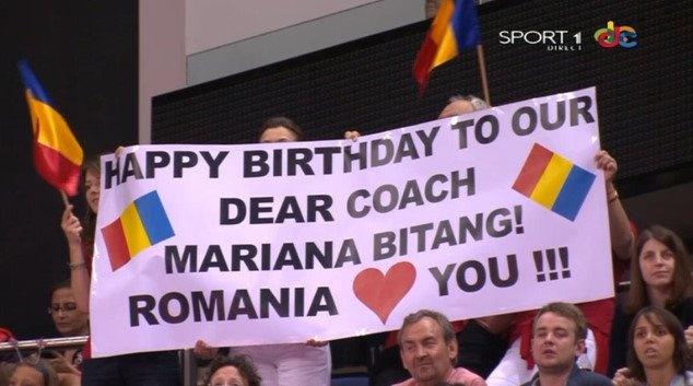 Happy birthday, Mariana Bitang!