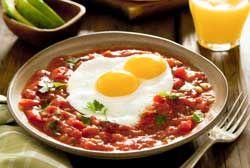 Oeufs à la tomate une recette délicieuse et économique les choses les plus simples sont les meilleures