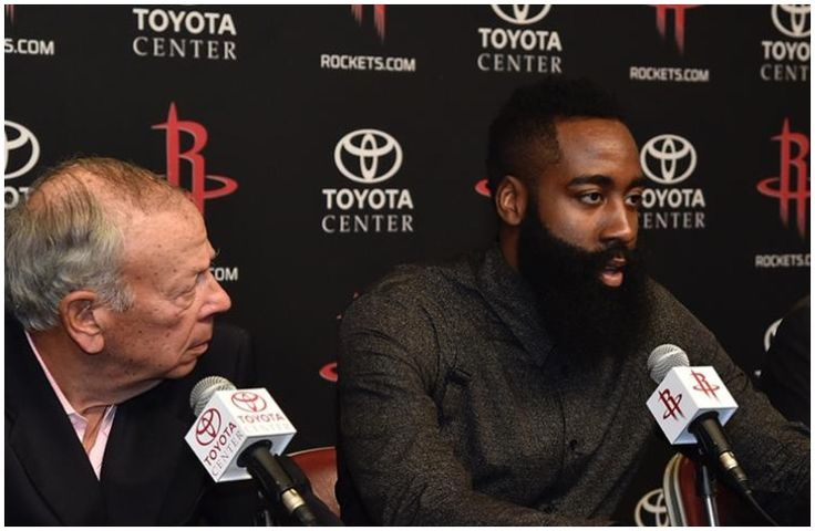 NBA Rumors: Houston Rockets Belives in James Harden, Locks Him up with a Ridiculous Contract - http://www.hofmag.com/nba-rumors-houston-rockets-belives-james-harden-locks-ridiculous-contract/168659