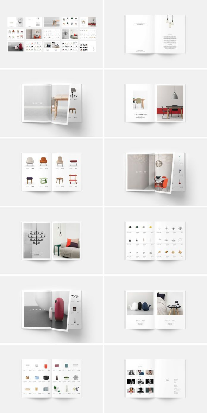 Product Catalog Indesign Free Free Catalog Template Free Product Catalogue Template Pdf Free Inde Catalog Design Layout Catalog Design Product Catalog Template