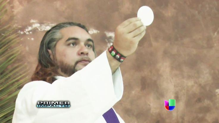 Un sacerdote católico romano causa revuelo en México - Primer Impacto
