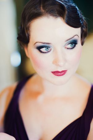 image of Gorgeous Wedding Hair And Makeup