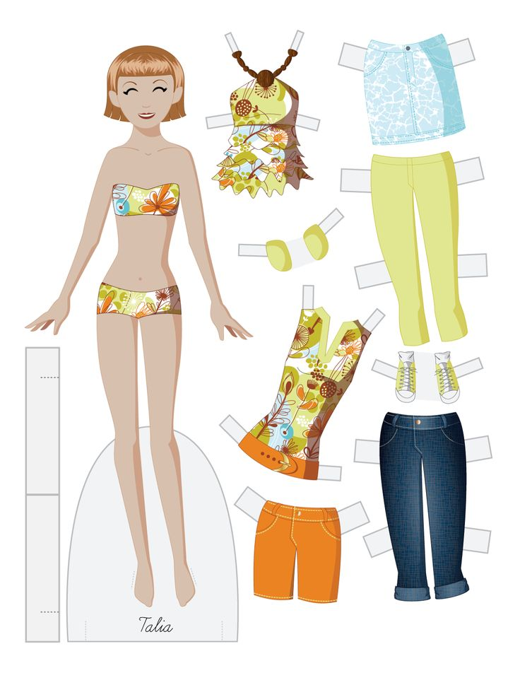 4368 best Paper dolls images on Pinterest  Paper dolls Paper and