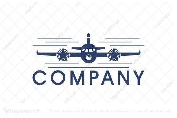 Logo for sale: Star Flights Logo