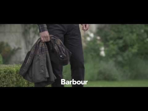 Barbour Releases New Photos of Sam Heughan's Campaign