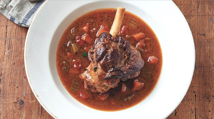 Cooking With Beer: Lamb Shanks Braised In Porter