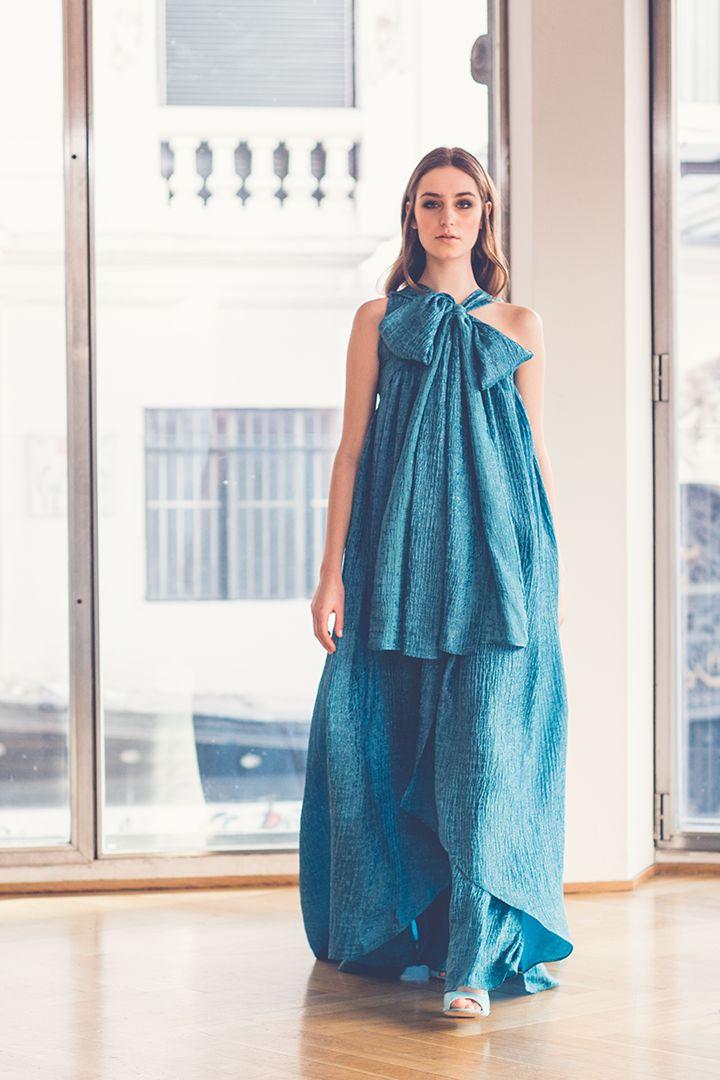 Vestidos de invitada Inúñez Otoño Invierno 2017-2018   http://stylelovely.com/galeria/vestidos-de-invitada-inunez-oi17/