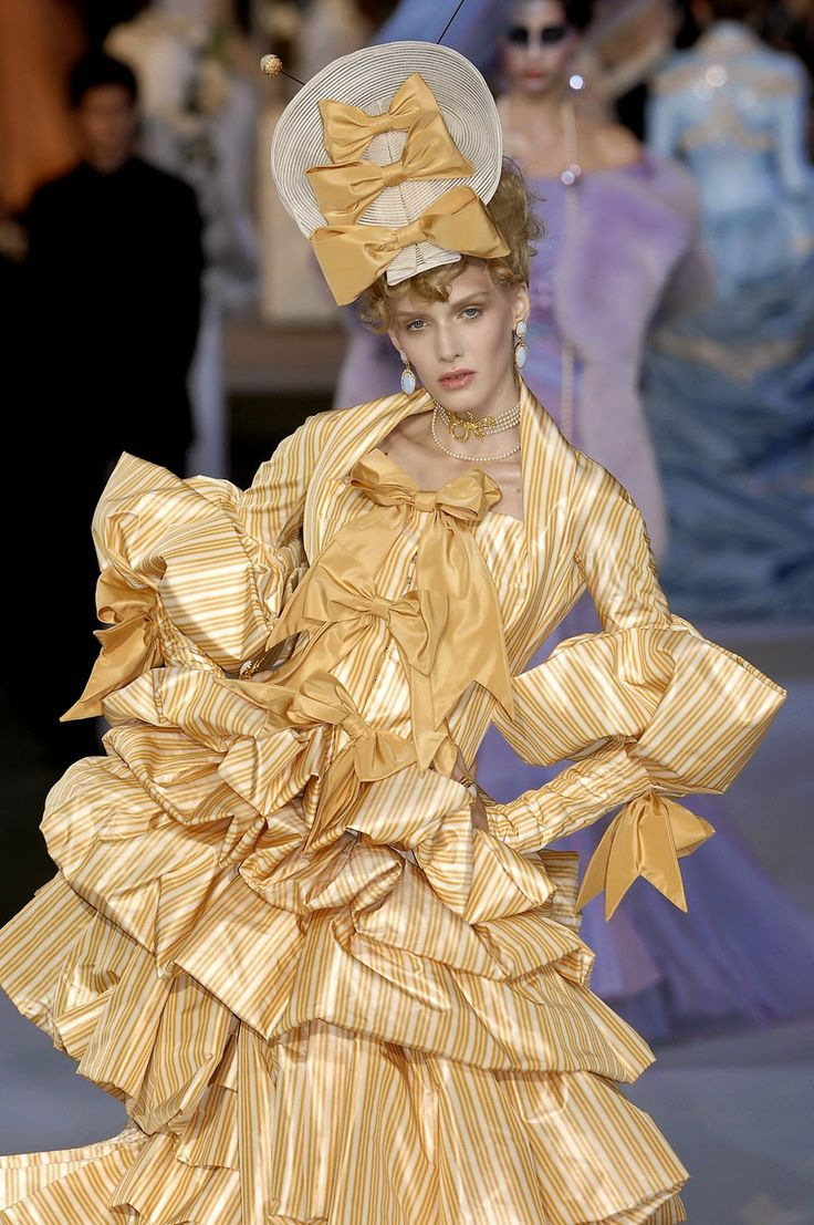 Christian Dior High Couture Autumn-Winter 2007/08