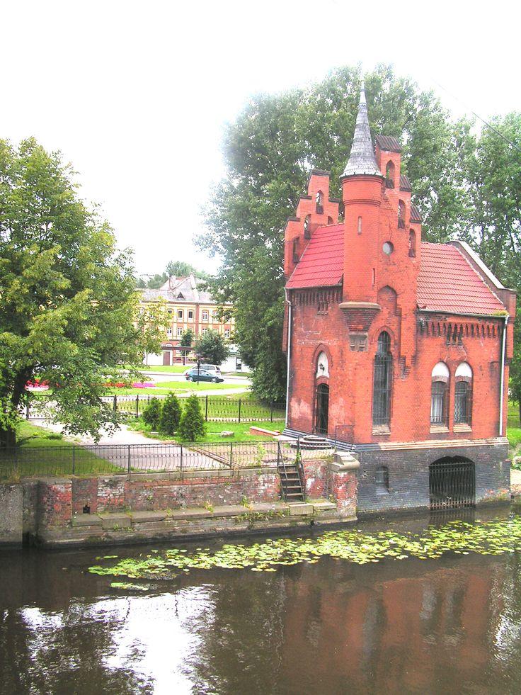 Beautiful Kaliningrad