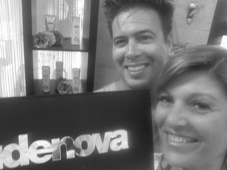#iLOVEmyEDUCATIONidenova con Tiziana e Mirko Parrucchieri di Ronchi