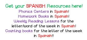 Spanish Resources found here!!