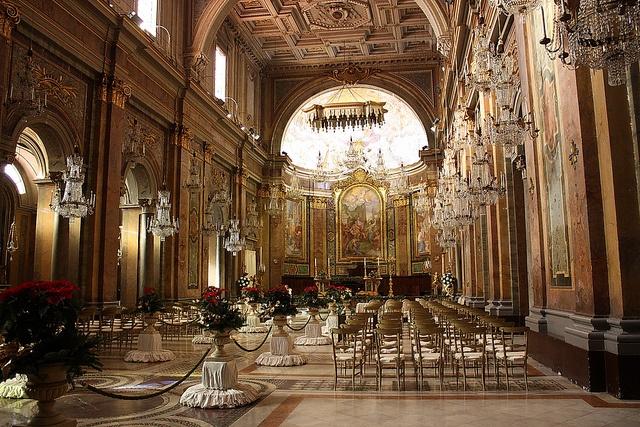 Basilica dei Santi Giovanni e Paolo,Roma