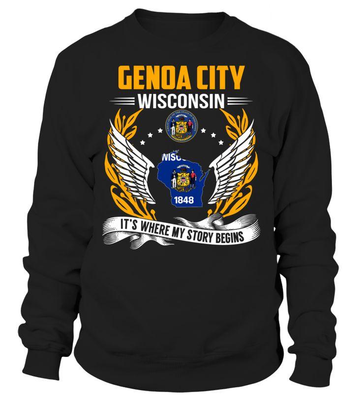 Genoa City, Wisconsin - It's Where My Story Begins #GenoaCity