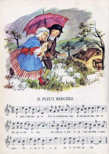 17 best images about chansons ritournelles et comptines for Au jardin de mon pere lyrics