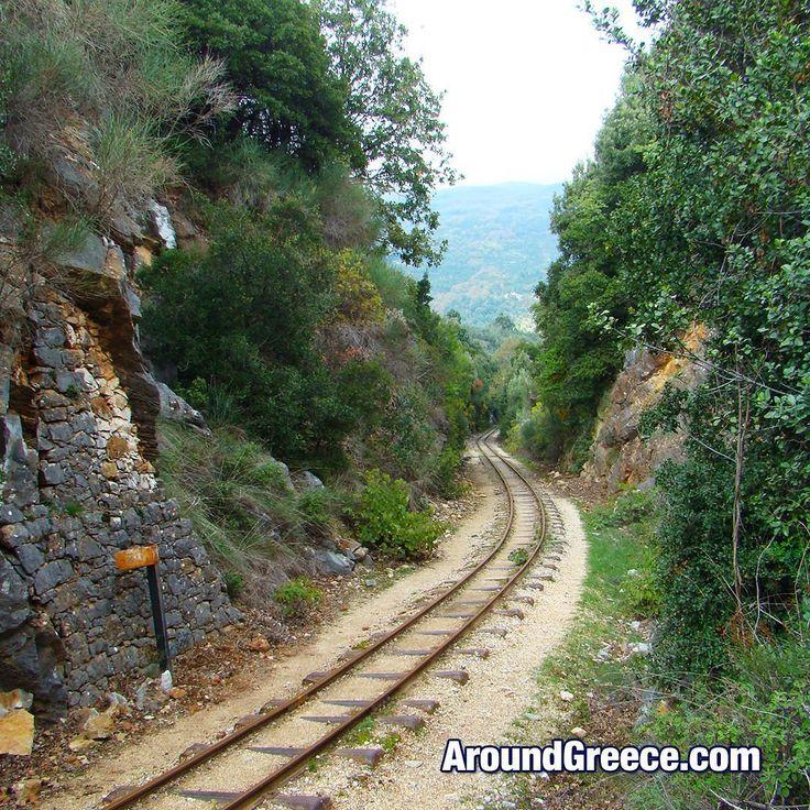 Mount Pelion - the perfect location for an autumn walk  #Pelion #Greece #Pilio #Milies #holidays #travel #tourism #vacations #railtracks #train #aroundgreece #visitgreece #Πηλιο #Ελλαδα #διακοπες #ταξιδια