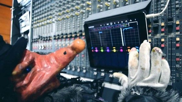 MoMinstruments presets fluXpad feat. Mr. Maloke (Puppetmastaz)