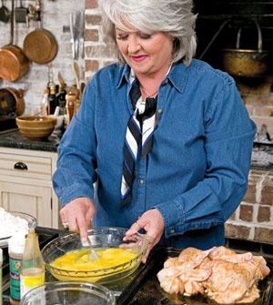 True Southern Fried Chicken tutorial by Paula Deen