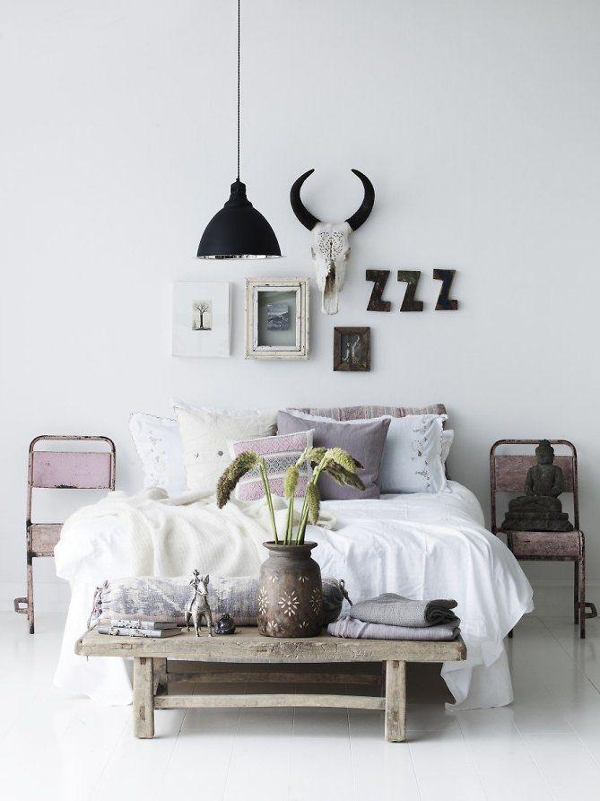 Jaukiam miegamajam - originalios dizaino idėjos