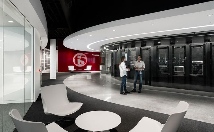 AAI has designed the new offices of F5 Networks, a tech company specializing in Application Delivery Network Technology, located in San Jose, California.