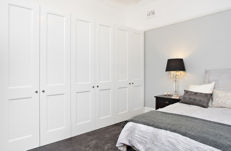 2 pack doors for the wardrobes