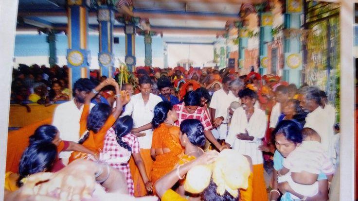 Muthumariamman Kovil festivals, vedavakkam Village